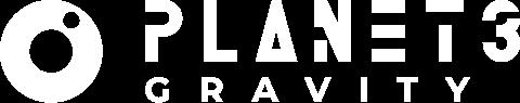 PLANET3 Gravity Logo