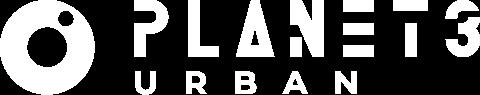 PLANET3 urban Logo