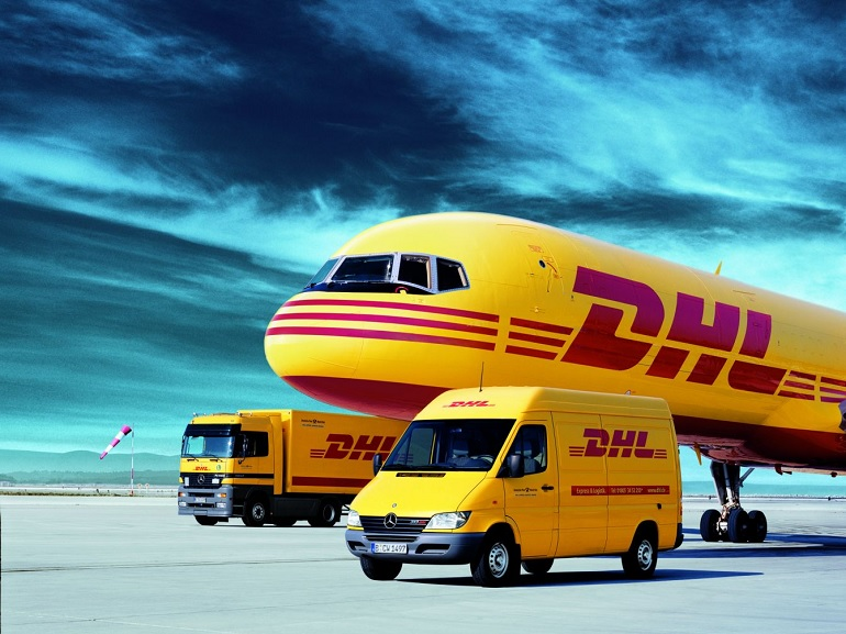 DHL Express shipping explained